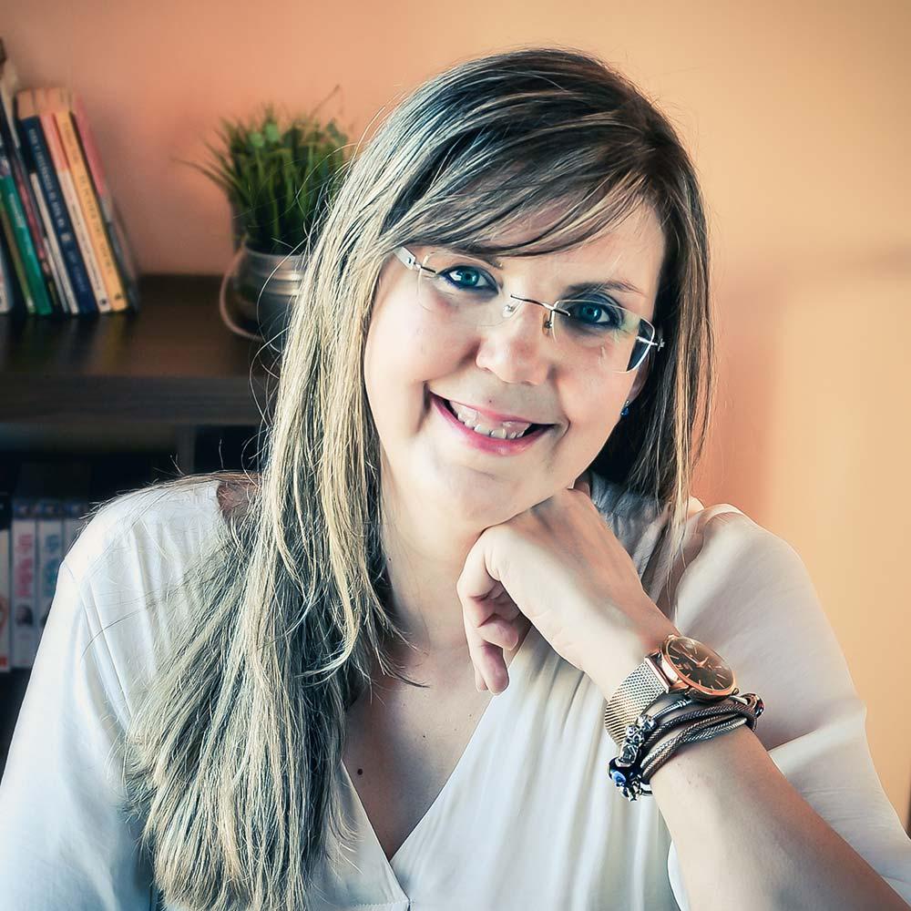 Araceli González. Psicóloga